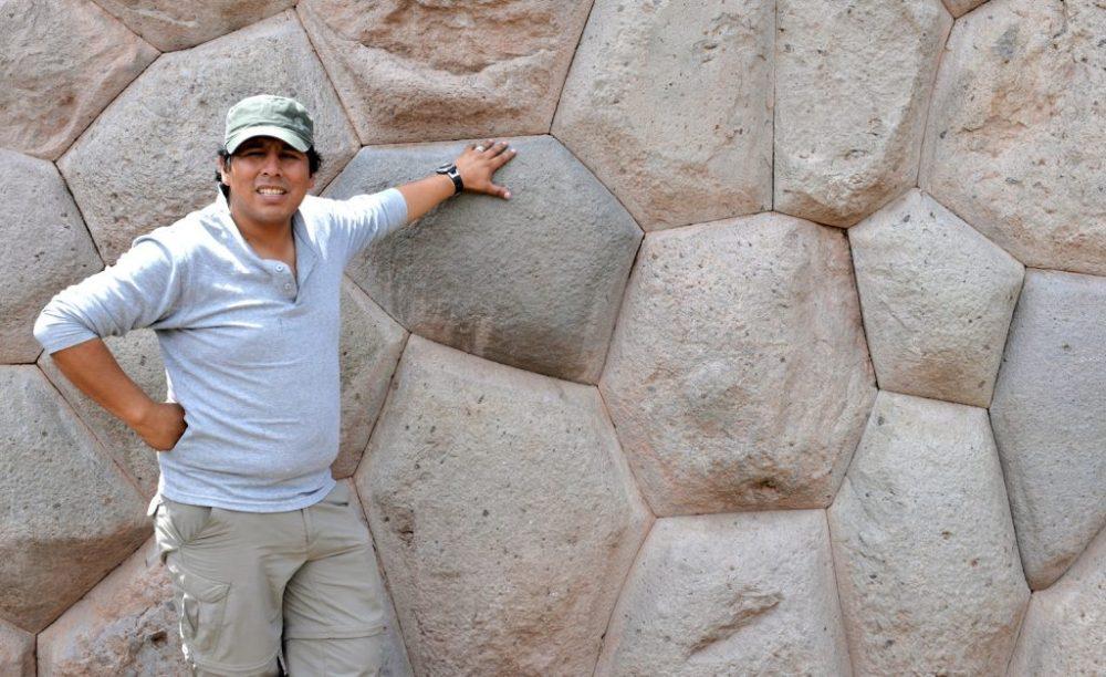 Inca Wall at Tarawasi, Salkantay Trek