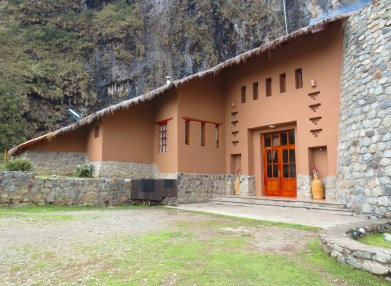 The beautiful Salkantay Lodge