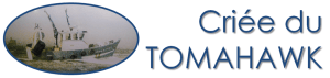 2013 06 - Logo Criée du Tomahawk