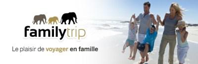Logo Family Trip
