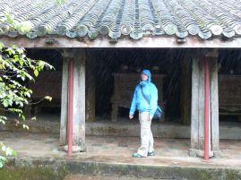 Grab von Tu Duc - ein unrenovierter Tempel