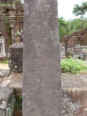 Inschriftenstele