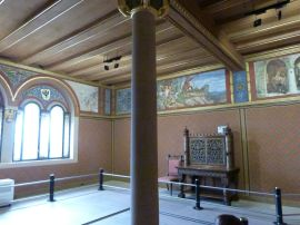 romantische Fresken von Moritz von Schwind