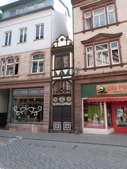 Das kleinste Haus Eisenachs
