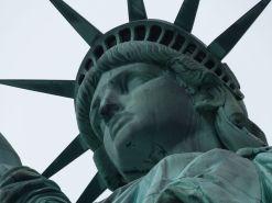 Lady Liberty im Detail