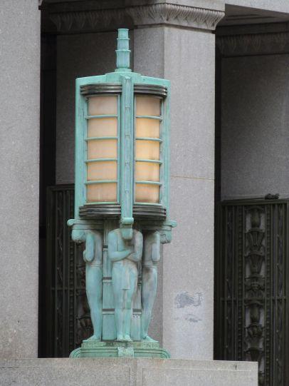 Art Déco zwischen WTC und Chinatown