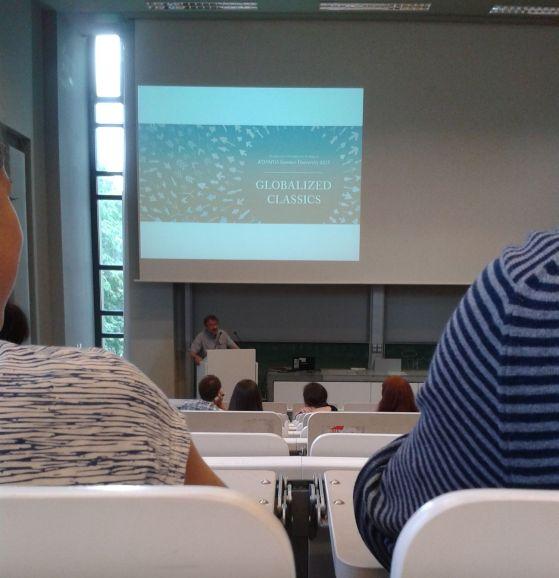 Eröffnungs-Plenary Session