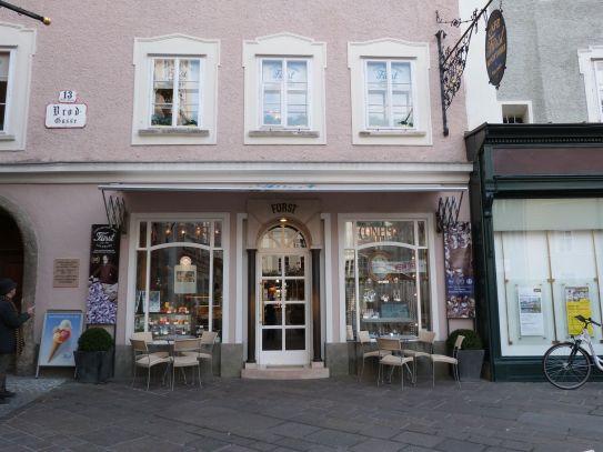 Konditorei Fürst am Residenzplatz
