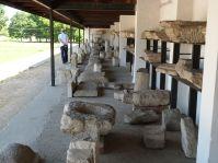 Eines der Lapidarien