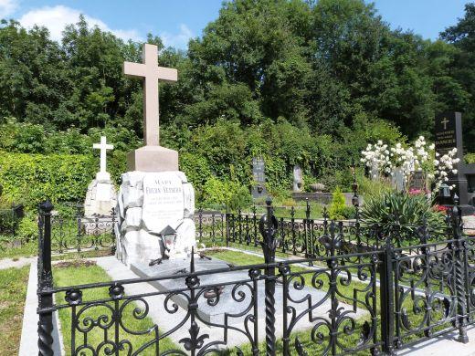 Grab der Mary Vetsera