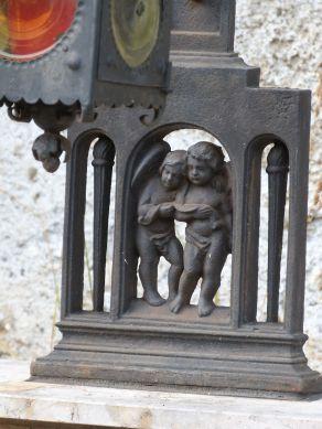 Engelspaar auf dem Friedhof von Heiligenkreuz
