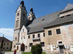 Kirche von Maria Saal