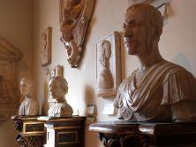 Köpfe der Renaissance im Museo del Bargello