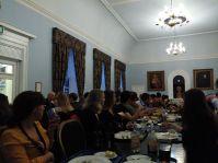 Das Conference Dinner fand in einem traditionsreichen College in der Altstadt statt
