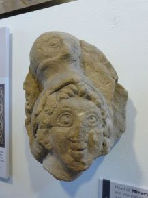 Athena! (Corbridge Museum - English Heritage)