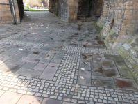 Das Castle steht an der Stelle, wo sich einst die Principia + das Praetorium von Pons Aelius, dem römischen Newcastle