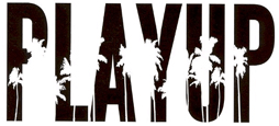 This is the logo for Playup Music.
