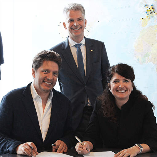 signature partenariat CNETE