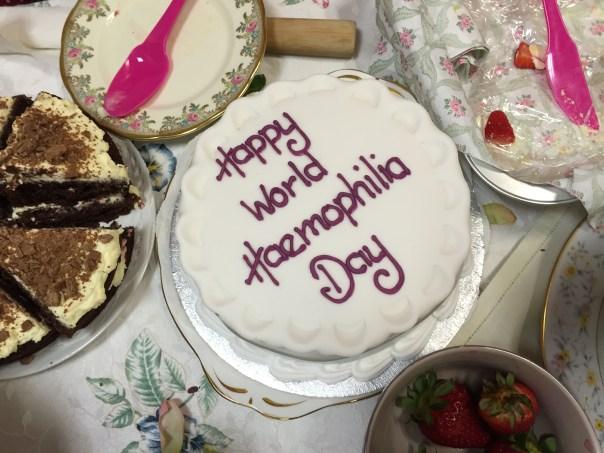 Glasgow Cake WHD 2015