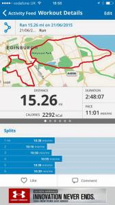 This is the amazing run that one of our Trustees, Nikki Gandy, completed for Mile for Haemophilia.  Go Nikki!
