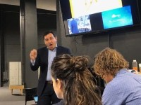 Babak Hafezi and Impact investment