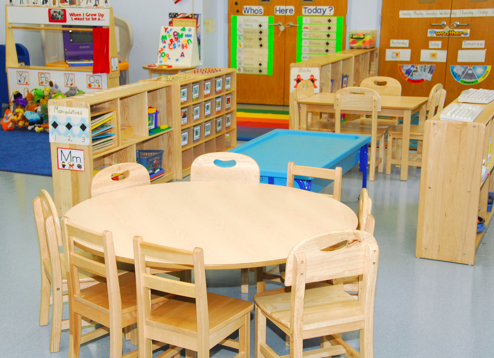 Classroom Safety And Cleanliness In Preschool