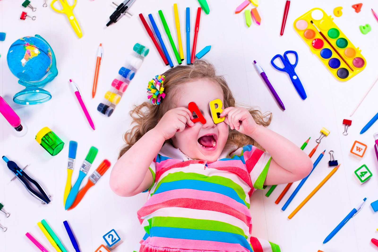 Preschool Supplies To Consider For Your Toddler