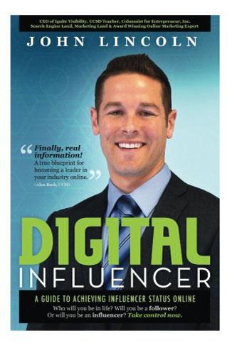 influencer book on digital marketing