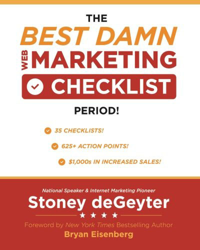 the best book of Stoney deGeyter