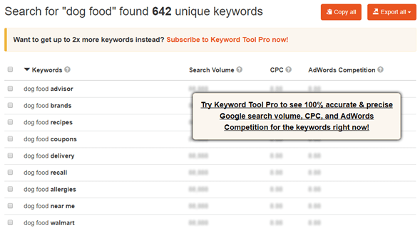 Hafiz Muhammad Ali-SEO Keyword Research Tool