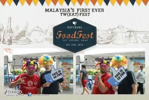 Nuffnang FoodFest_Sunway Piramid