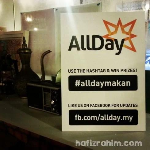 AllDay Media at Mukha Cafe