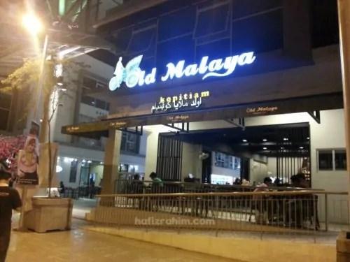 Old Malaya Kopitiam Bangi