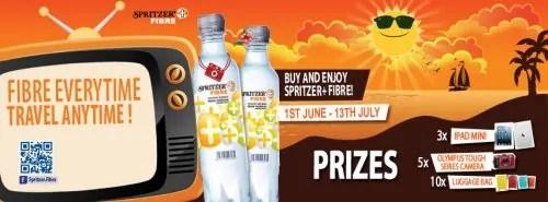 Spritzer+Fibre contest