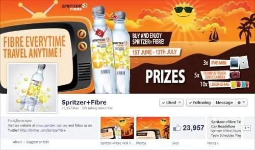 Spritzer Fiber FB