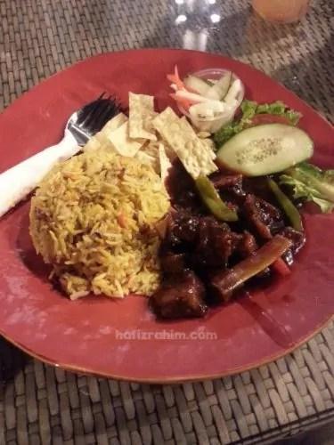 nasi goreng kambing old malaya kopitiam