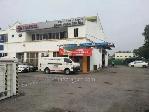 Toyota Service Center Bangi