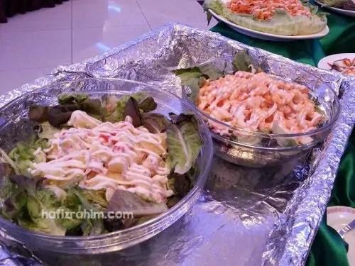 salad & coleslaw