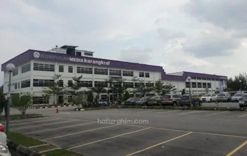 Karangkraf Shah Alam