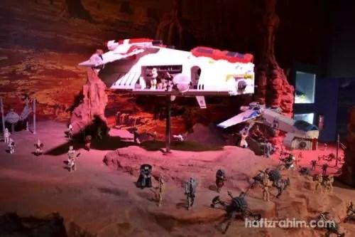 Star Wars transporter