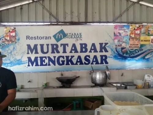 Restoran Murtabak Mengkasar