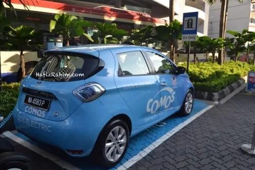COMOS EV Car