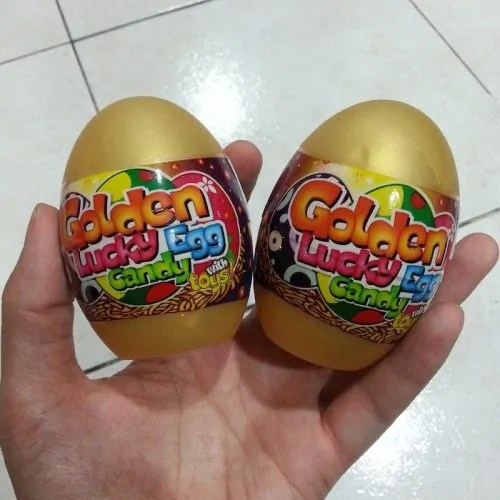 Egg candy