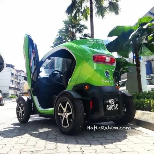 Renault Twizy_EV Car