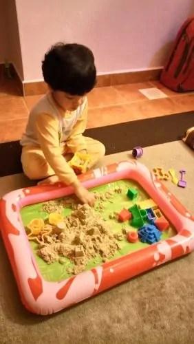 Main Kinetic sand
