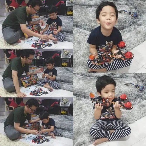 Khair_LEGO Nexo Knights