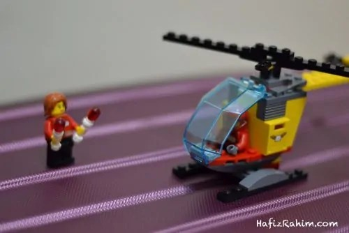 LEGO City Airport Helicopter