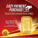 Promosi Feb 2017: Beli emas jongkong 100 gram utk jadi dealer Public Gold