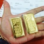 Belian emas berjumlah RM100,000 dengan ansuran bayaran 10 bulan