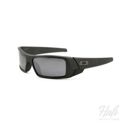 Oakley SI Cerakote Gascan - Cerakote Cobalt Frame - 3N Black Iridium Lens - SKU: 53-113
